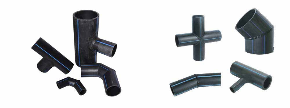 HDPE / PP Molded Fittings